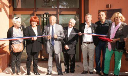 Le nouveau CCAS inauguré