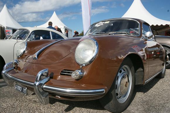 La 911 à l'honneur du 20e Paradis Porsche pour les 50 ans du modèle
