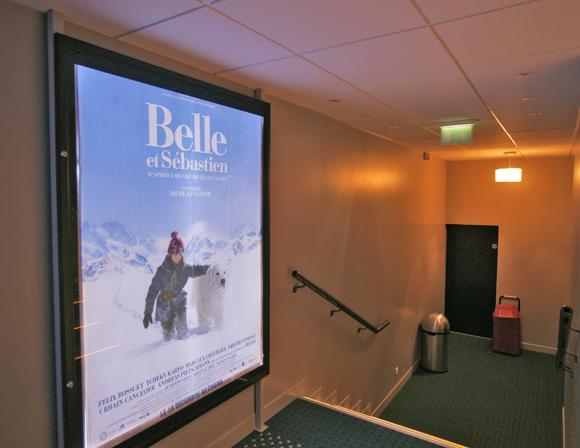 Inauguration du Cinéma Star de Saint-Tropez
