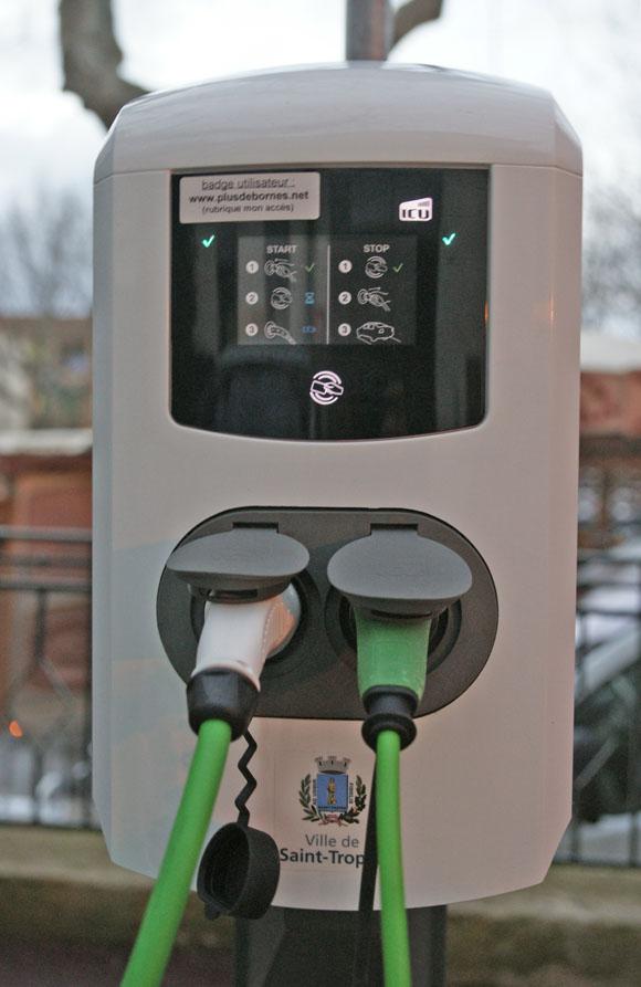 Image 2 - Des bornes pour recharger son véhicule
