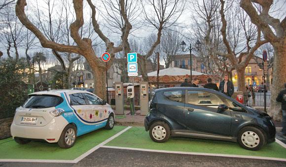 Image 3 - Des bornes pour recharger son véhicule