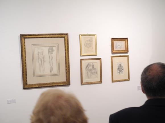 Inauguration de l'exposition Bonnard à Saint-Tropez
