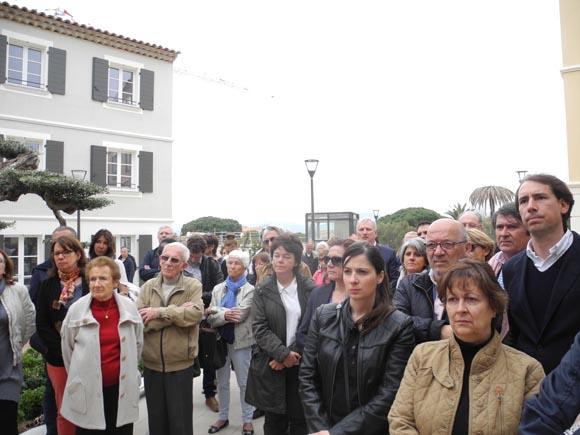 Remise des clés des nouveaux logements sociaux de Saint-Tropez