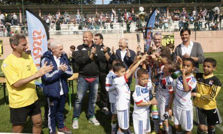 L'Olympique Lyonnais remporte le tournoi international Marcel-Aubour