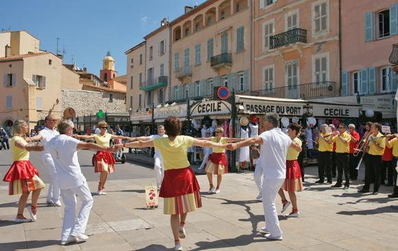 Image 7 - Voiles Latines à Saint-Tropez