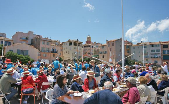 Image 9 - Voiles Latines à Saint-Tropez
