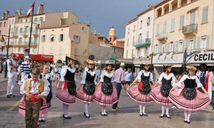 Un hymne à la danse et à la Provence