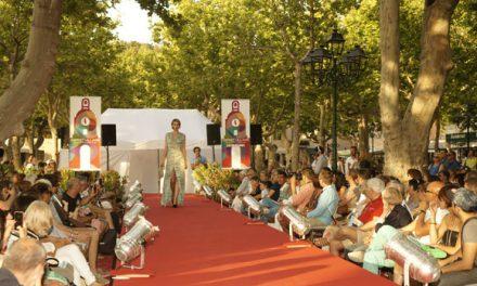 Deux défilés de mode pour lancer l'été 2014