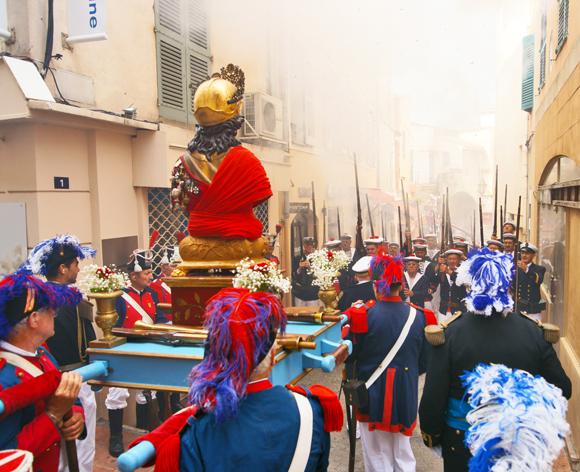 Image 6 - Et Saint-Tropez bouta l'ennemi hors de son port