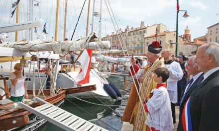 Le Trophée Bailli de Suffren 2014 a mis le cap sur Malte