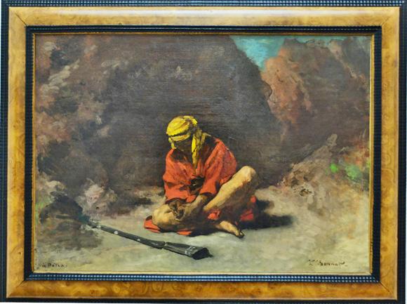 Le conservateur Jean-Paul Monery a remercié les musées internationaux et les collectionneurs privés qui ont prêté des œuvres.
