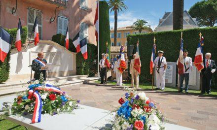 Saint-Tropez a dignement fêté le 14 juillet