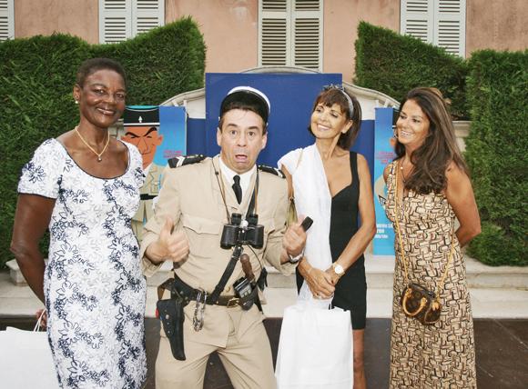 Image 7 - 44 000 visiteurs ! L'expo De Funès -Le Gendarme de Saint-Tropez bat tous les records !