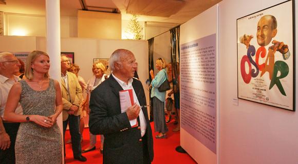 Image 2 - 44 000 visiteurs ! L'expo De Funès -Le Gendarme de Saint-Tropez bat tous les records !