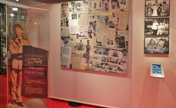 Image 8 - 44 000 visiteurs ! L'expo De Funès -Le Gendarme de Saint-Tropez bat tous les records !