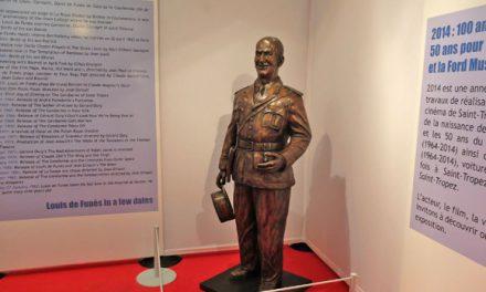 44 000 visiteurs ! L'expo De Funès -Le Gendarme de Saint-Tropez bat tous les records !