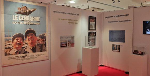 Image 9 - 44 000 visiteurs ! L'expo De Funès -Le Gendarme de Saint-Tropez bat tous les records !