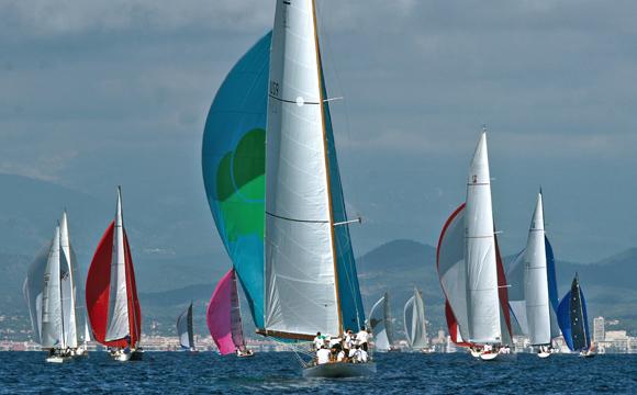 Image 2 - Voiles de Saint-Tropez : fréquentation record et météo radieuse