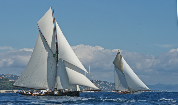 Image 11 - Voiles de Saint-Tropez : fréquentation record et météo radieuse
