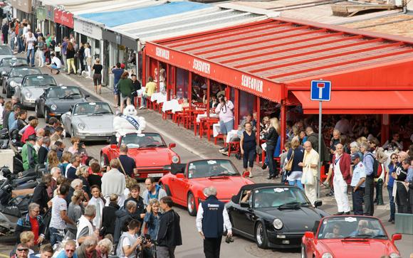 Image 8 - Les belles Allemandes ont fait le show  à Saint-Tropez