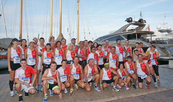 Record de participation pour la 31e Saint-Tropez Classic (2014)