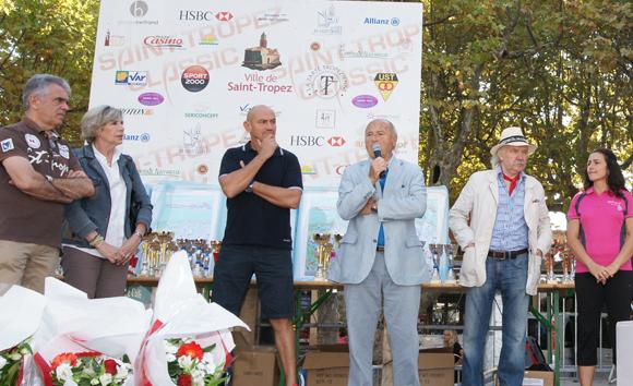 Image 3 - Record de participation pour la 31e Saint-Tropez Classic