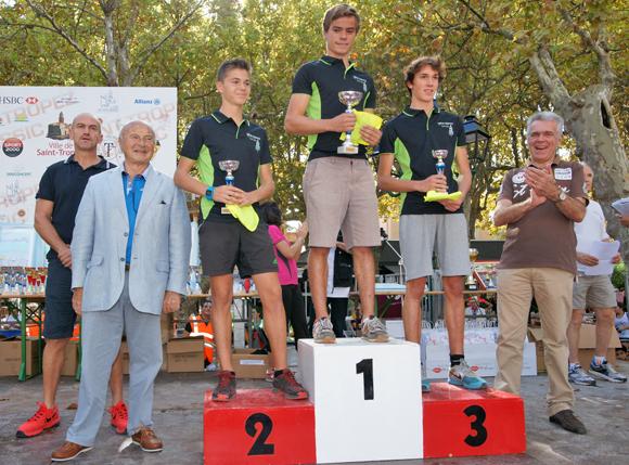 Image 5 - Record de participation pour la 31e Saint-Tropez Classic
