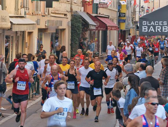 Image 8 - Record de participation pour la 31e Saint-Tropez Classic