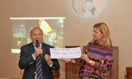 Plus de 33 000 euros pour le Téléthon