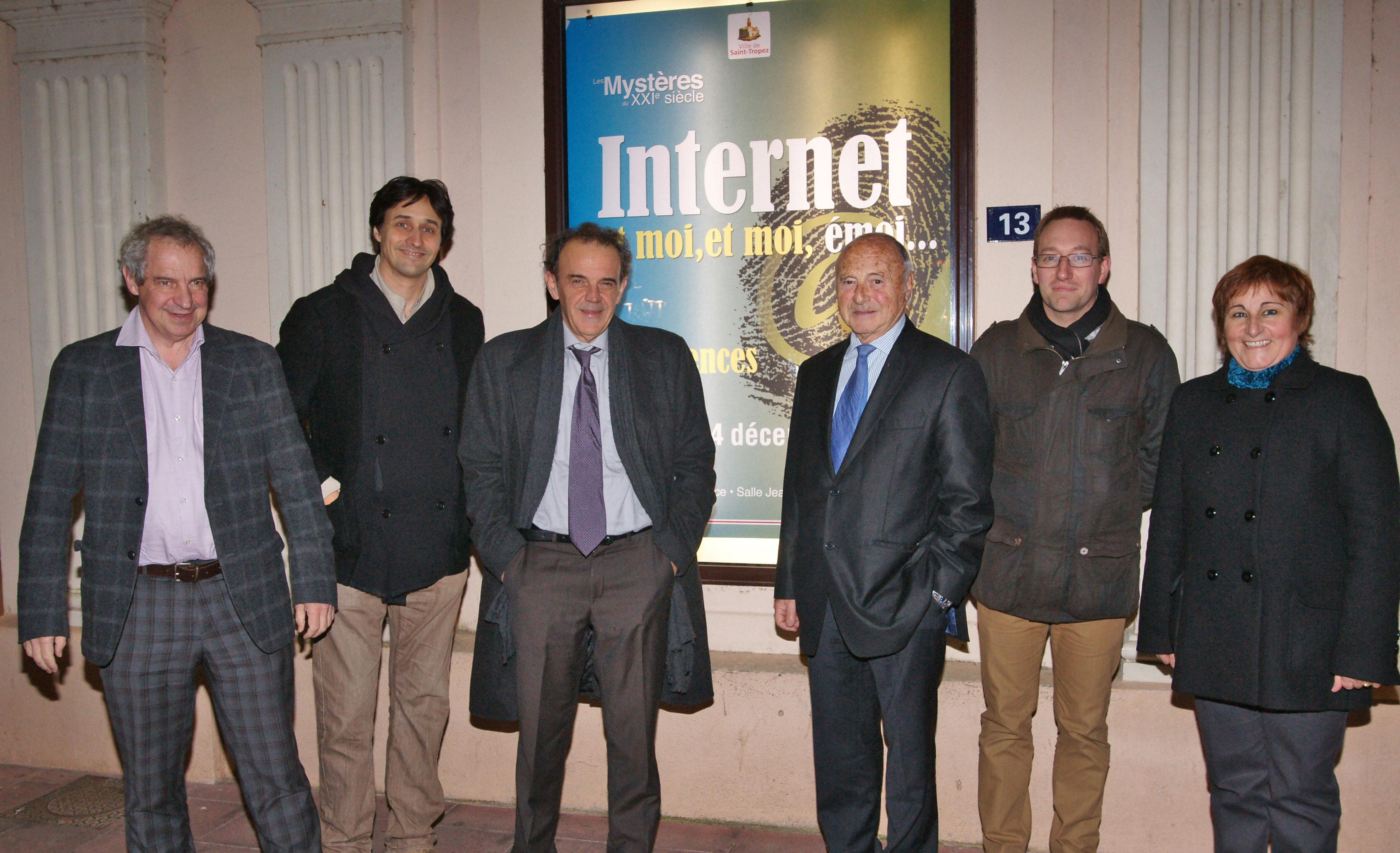 Image 3 - Mystères : peurs et grandeurs de l'Internet