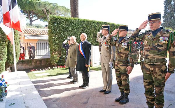 Image 7 - Saint-Tropez accueille la passation de commandement du 3e Rama de Canjuers