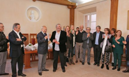 Bravades : l'état-major de la Bravade 2014 distingué