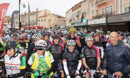 1150 coureurs au Granfondo Golfe de Saint-Tropez