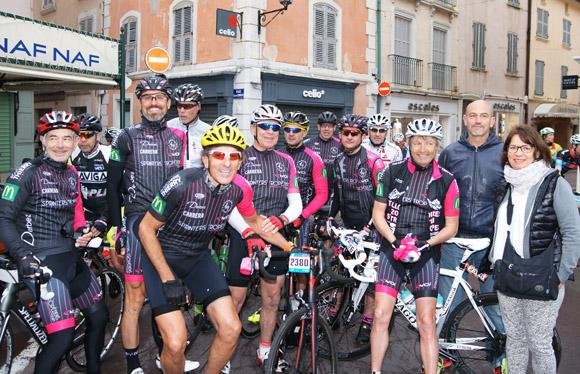 Image 2 - 1150 coureurs au Granfondo Golfe de Saint-Tropez