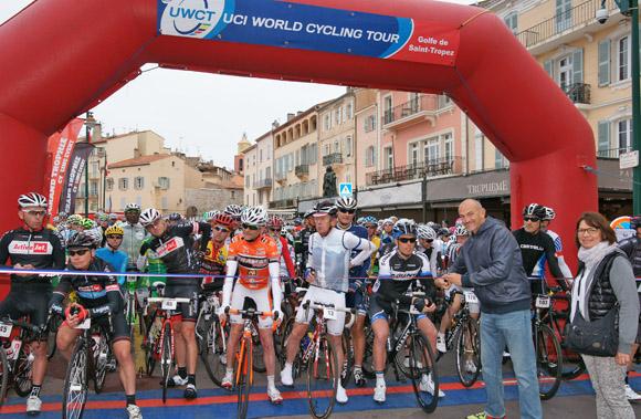 Image 3 - 1150 coureurs au Granfondo Golfe de Saint-Tropez