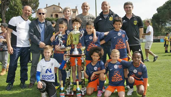 Aux jeunes pousses de Saint-Etienne, le trophée Marcel Aubour