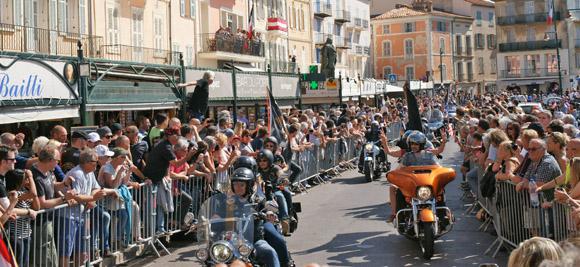 Eurofestival Harley Davidson : les plus belles photos de la parade