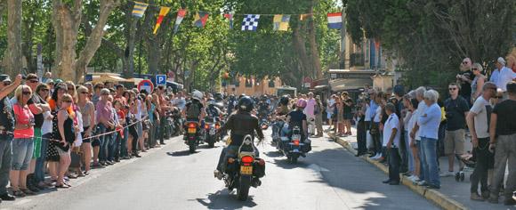 Image 2 - Eurofestival Harley Davidson : les plus belles photos de la parade