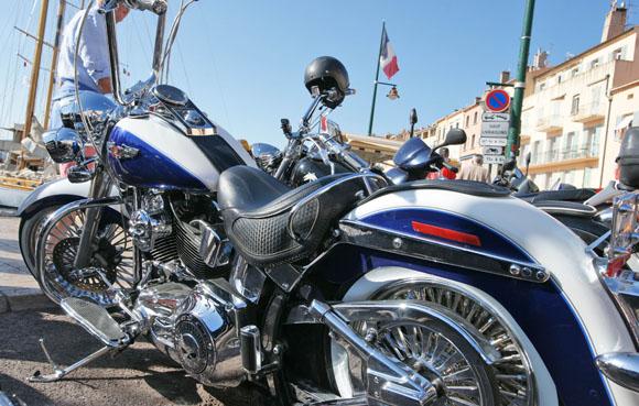 Image 5 - Eurofestival Harley Davidson : les plus belles photos de la parade