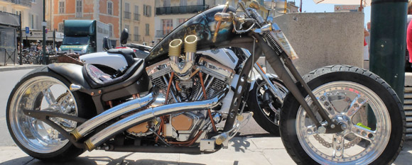Image 7 - Eurofestival Harley Davidson : les plus belles photos de la parade