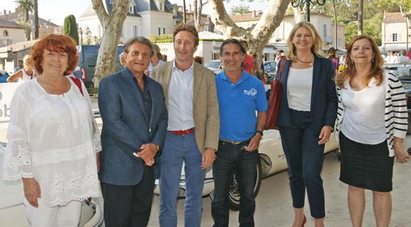 Image 2 - Rallye Megève – Saint-Tropez : une première !