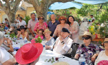Maison de retraite : 160 personnes à l'aïoli de l'Amare