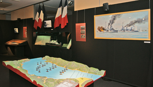 Image 4 - Exposition : hommage aux marins morts au combat