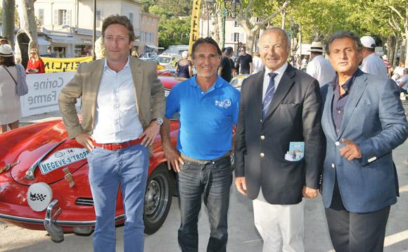 Rallye Megève – Saint-Tropez : une première !