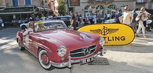 Image 4 - Rallye Megève – Saint-Tropez : une première !