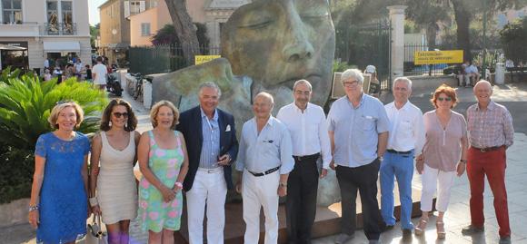 Sculptures : les figures mythiques et géantes d'Igor Mitoraj