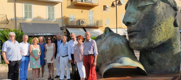 Image 5 - Sculptures : les figures mythiques et géantes d'Igor Mitoraj