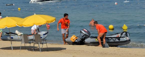 Image 4 - La commune veille à la sécurité sur ses plages