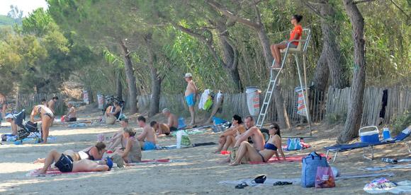 Image 6 - La commune veille à la sécurité sur ses plages
