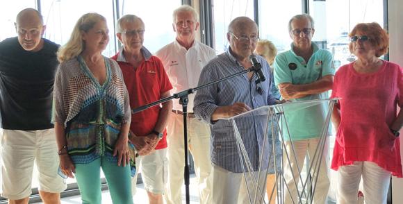 Image 2 - Le club-house de la Société nautique inauguré